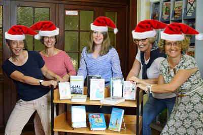 Weihnachten in der Bücherei