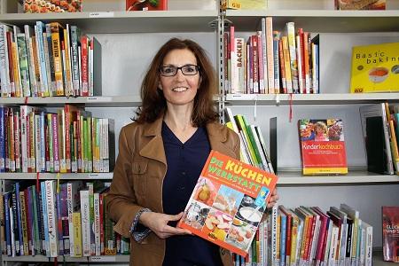 Silke Bergmann-Kunz informiert über Ernährung die fit für die Schule macht.